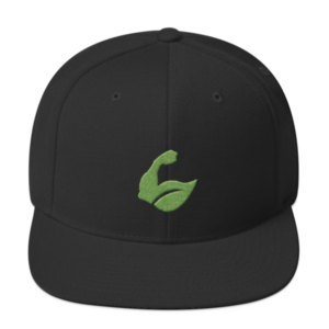 Vegan Trainer Snapback